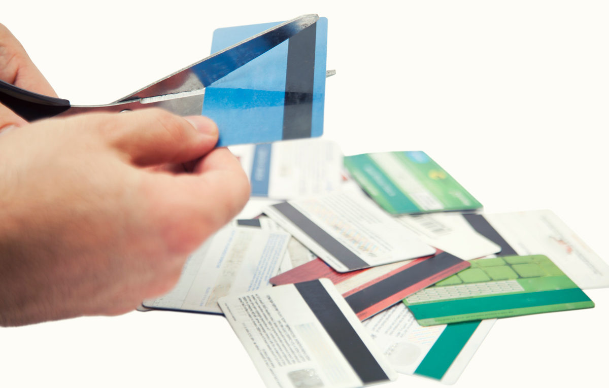 Debt Consolidation Is the Key